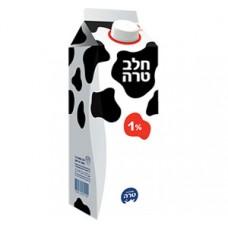 השוקה - חלב בקרטון 1%