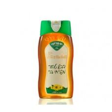 השוקה - דבש טהור בקבוק לחיץ