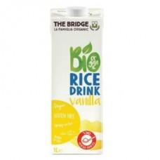 השוקה - משקה אורז אורגני וניל 1 ליטר