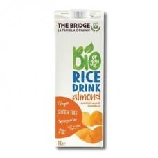 השוקה - משקה אורז אורגני -  שקדים 1 ליטר
