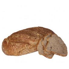 חצי לחם הכהנים (מקמח מלא ותוספת דגנים) - מאפיה
