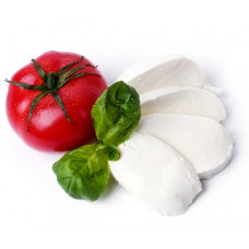 גבינת מוצרלה פרוסה (200 גרם ליחידה) - מעדנייה
