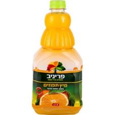מיץ תפוז 2 ליטר - פירות וירקות