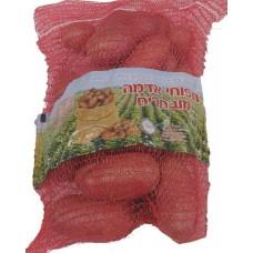 תפוא אדום ארוז 1.25 קג - פירות וירקות